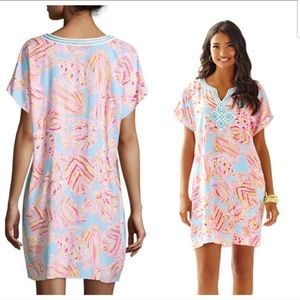 Lilly Pulitzer Harlow Embroidered Tunic Dress